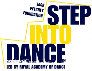 step into dance logo